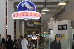 Grand Central Market, Downtown, Los Angeles, CA