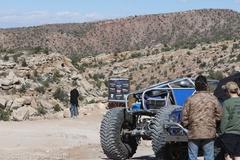 Area BFE Moab Utah, Easter Jeep Safari