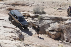 Area BFE Moab Utah, Easter Jeep Safari