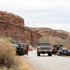 Moab Utah, Easter Jeep Safari, 2016 - Full Size Invasion, Hell's Revenge