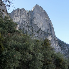 4 Mile Trail, Yosemite, CA, Half Dome