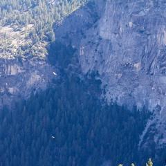 Yosemite, CA, Half Dome, Glacier Point