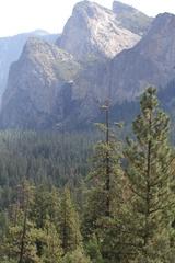 Yosemite, El Capitan, Cathedral Peak, Panorama