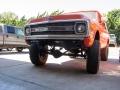 1969 k5 custom bumper